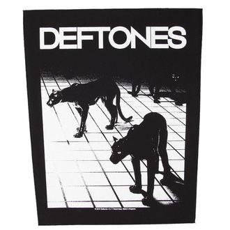 nášivka DEFTONES - PANTHER - RAZAMATAZ, RAZAMATAZ, Deftones