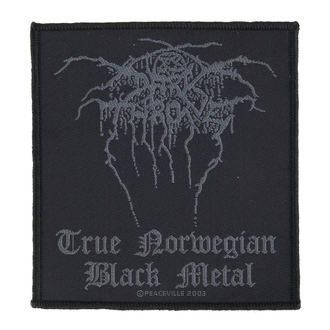 nášivka DARKTHRONE - TRUE NORWEGIAN BLACK METAL - RAZAMATAZ - SP1714
