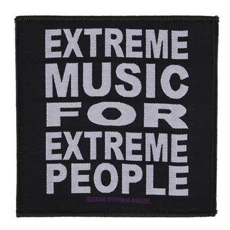 nášivka MORBID ANGEL - EXTREME MUSIC - RAZAMATAZ, RAZAMATAZ, Morbid Angel