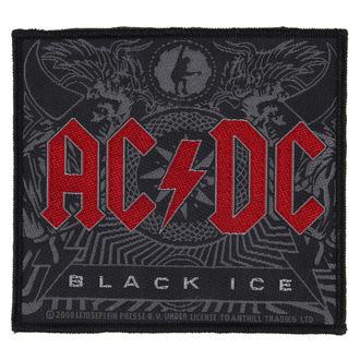 nášivka AC/DC - BLACK ICE - RAZAMATAZ, RAZAMATAZ, AC-DC