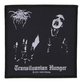 nášivka DARKTHRONE - TRANSILVANIAN HUNGER - RAZAMATAZ, RAZAMATAZ, Darkthrone