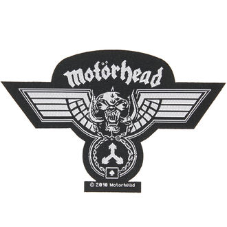 nášivka Motörhead - HAMMERED CUT OUT - RAZAMATAZ - SP2452
