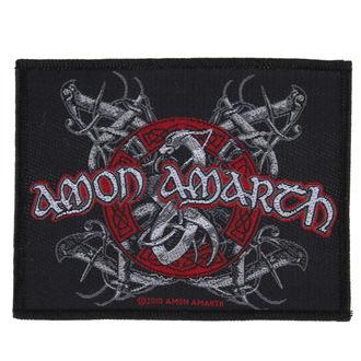 nášivka AMON AMARTH - VIKING DOG - RAZAMATAZ, RAZAMATAZ, Amon Amarth