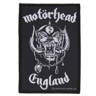 nášivka Motörhead - ENGLAND - RAZAMATAZ - SP2482