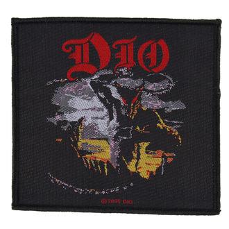 nášivka DIO - HOLY DIVER/MURRAY - RAZAMATAZ, RAZAMATAZ, Dio
