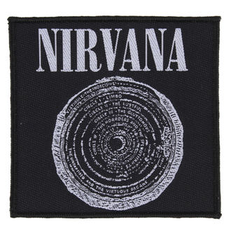 nášivka NIRVANA - VESTIBULE - RAZAMATAZ, RAZAMATAZ, Nirvana