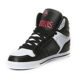 boty OSIRIS - Clone Black/Red/White