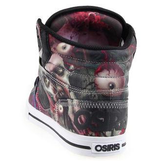 boty OSIRIS - Clone Huit/Zombie