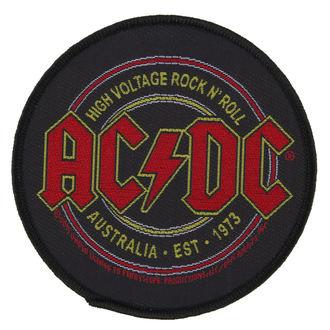nášivka AC/DC - HIGH VOLTAGE ROCK ´N´ ROLL - RAZAMATAZ - SP2820