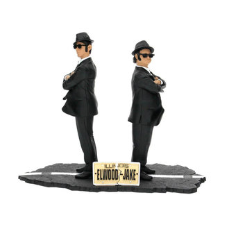 figurka Blues Brothers - Jake & Elwood, NNM, Blues Brothers