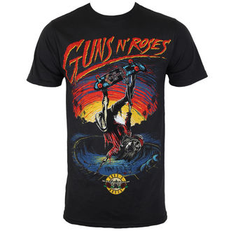tričko pánské Guns N' Roses - SKATE NODATE - BRAVADO, BRAVADO, Guns N' Roses