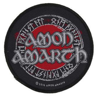 nášivka AMON AMARTH - RUNES - RAZAMATAZ, RAZAMATAZ, Amon Amarth