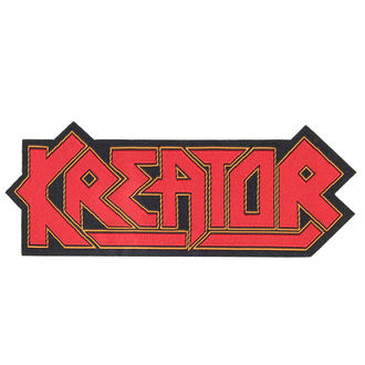 nášivka KREATOR - LOGO CUT-OUT - RAZAMATAZ - SP2866
