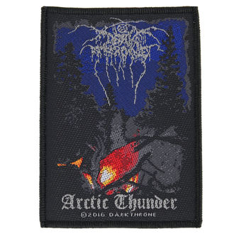 nášivka DARKTHRONE - ARCTIC THUNDER - RAZAMATAZ - SP2873