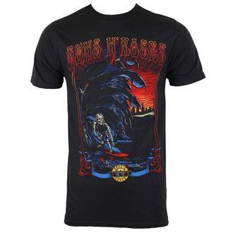 tričko pánské Guns N' Roses - SURF NO DATE - BRAVADO, BRAVADO, Guns N' Roses
