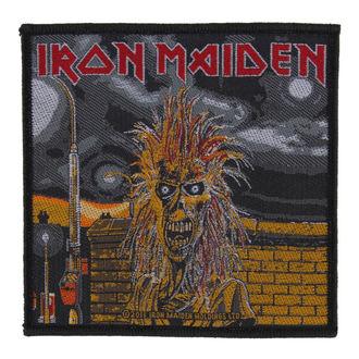 nášivka IRON MAIDEN - IRON MAIDEN - RAZAMATAZ, RAZAMATAZ, Iron Maiden