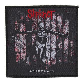 nášivka SLIPKNOT - THE GRAY CHAPTER - RAZAMATAZ - SP2797