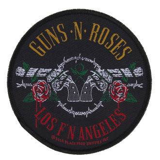 nášivka Guns N' Roses - LOS FYI ANGELES - RAZAMATAZ - SP2792