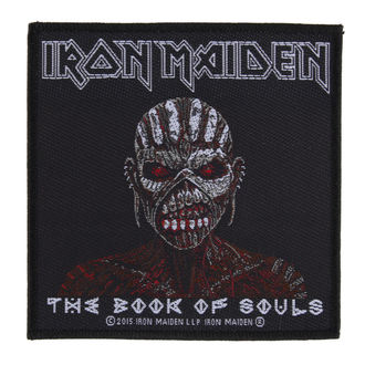 nášivka IRON MAIDEN - THE BOOK OF SOULS - RAZAMATAZ - SP2850