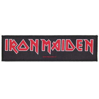 nášivka IRON MAIDEN - LOGO - RAZAMATAZ, RAZAMATAZ, Iron Maiden