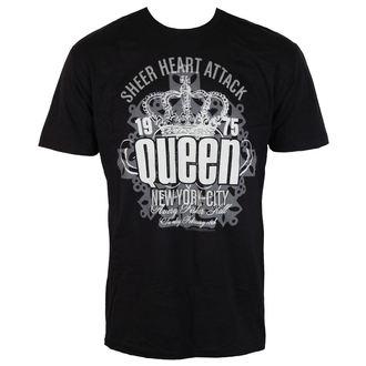 tričko pánské Queen - SHEER HEART ATTACK - BRAVADO, BRAVADO, Queen