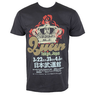 tričko pánské Queen - TOKYO,JAPAN - BRAVADO, BRAVADO, Queen