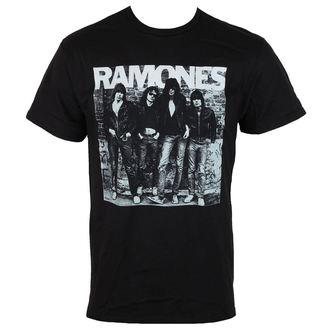 tričko pánské RAMONES - FIRST ALBUM - BRAVADO, BRAVADO, Ramones