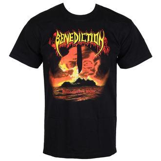 tričko pánské BENEDICTION - Subconscious Terror, Benediction