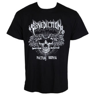 tričko pánské BENEDICTION - Pactum Serva, Benediction