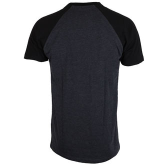 tričko pánské GRAVE DIGGER - Charcoal/Black, NNM, Grave Digger