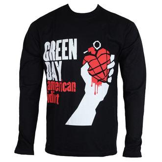 tričko pánské s dlouhým rukávem Green Day - American Idiot - ROCK OFF, ROCK OFF, Green Day