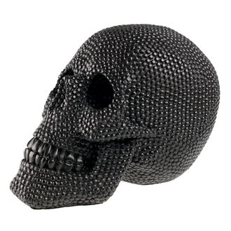 dekorace Skull - Black