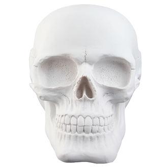 dekorace Skull - White