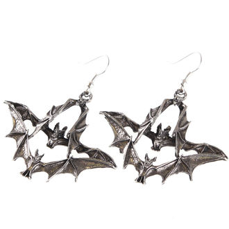 náušnice BATS, FALON