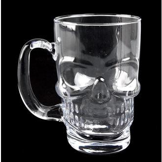 sklenice Skull - 78/7857