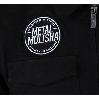 bunda METAL MULISHA - BIGBLOCK USA - BLK