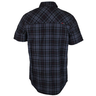 košile pánská METAL MULISHA - BLOODCLOT BLK