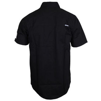 košile pánská METAL MULISHA - PITS - BLK, METAL MULISHA