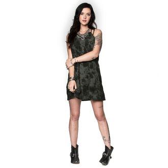 šaty dámské METAL MULISHA - SHARP SHOOTER - OLV - OLV_SP7716006.01