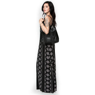 šaty dámské METAL MULISHA - WATCHER - BLK - BLK_SP7716001.01