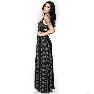 šaty dámské METAL MULISHA - WATCHER - BLK, METAL MULISHA
