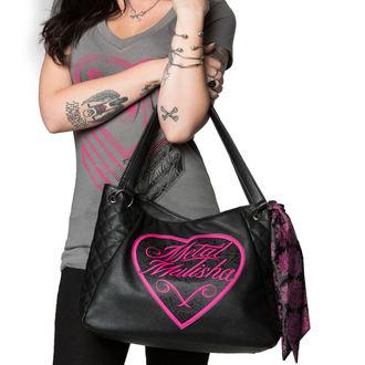 kabelka (taška) METAL MULISHA - LATE NIGHT - BLK