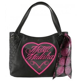 kabelka (taška) METAL MULISHA - LATE NIGHT - BLK, METAL MULISHA