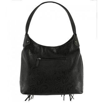 kabelka (taška) METAL MULISHA - ROUND UP HOBO - BL, METAL MULISHA