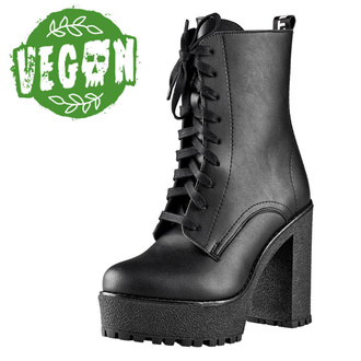 boty dámské ALTERCORE - Ivy Vegan - Black, ALTERCORE