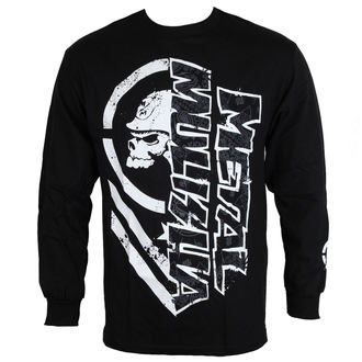 tričko pánské s dlouhým rukávem METAL MULISHA - BLK - BLK_SP7519003.01