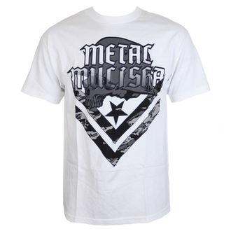 tričko pánské METAL MULISHA - CAM - WHT, METAL MULISHA