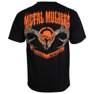 tričko pánské METAL MULISHA - DUSK - BLK, METAL MULISHA