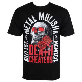 tričko pánské METAL MULISHA - EPITAPH - BLK, METAL MULISHA