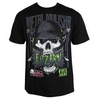 tričko pánské METAL MULISHA - GRINDER, METAL MULISHA